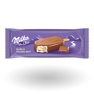 Milka Chocolate & Vanilla