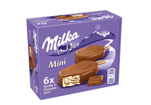 Milka Mini Sticks
