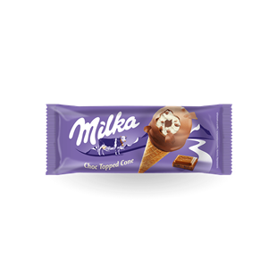Milka Ball Top Cone